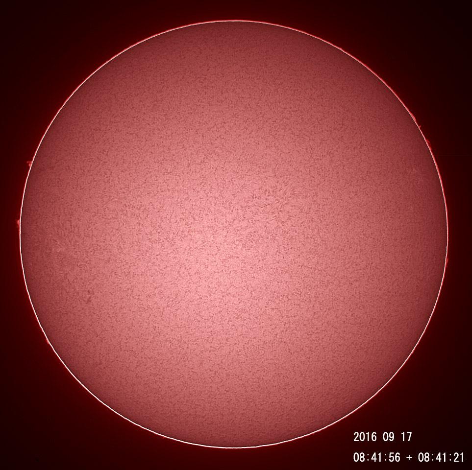 9月17日の太陽_e0174091_14085057.jpg