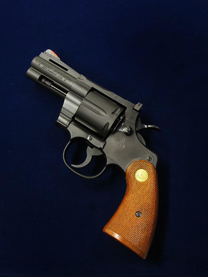 タナカ Colt パイソン 3inch Rモデル_f0131995_14172138.jpg