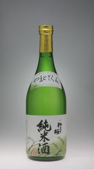 やまと桜 純米酒[佐藤佐治右衛門]_f0138598_19065919.jpg