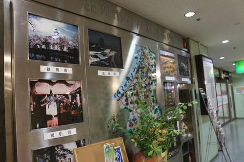 庄内支部総会会場の・滝水亭_c0075701_1035491.jpg