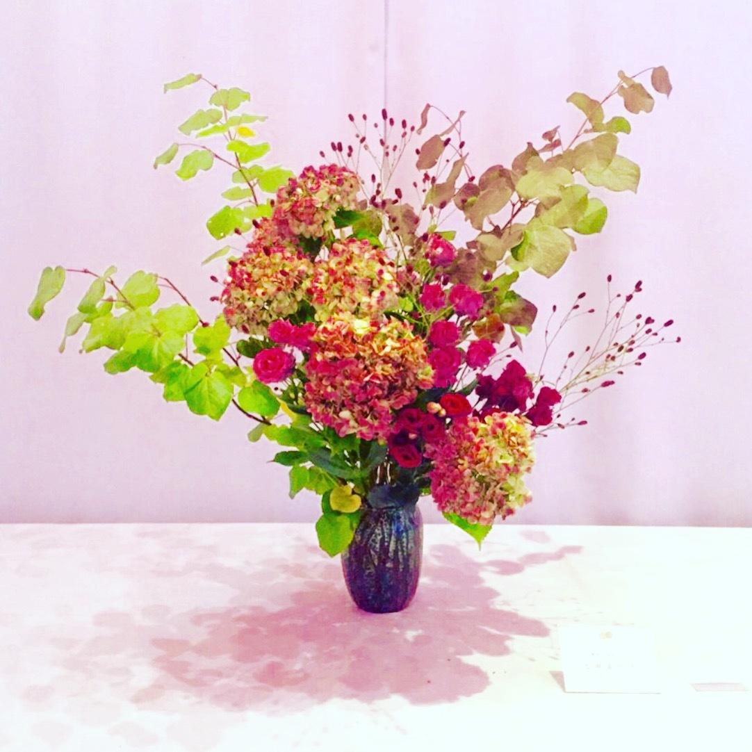 平安神宮 献花展 9月10日、11日_b0248803_11051298.jpeg
