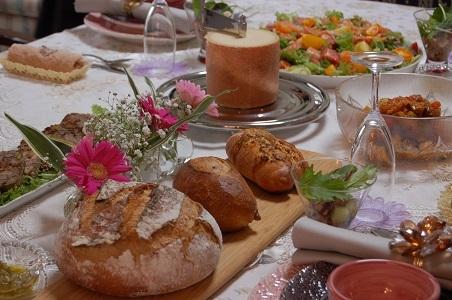 フランス家庭料理でおもてなし_e0071324_21090854.jpg