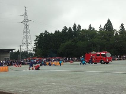 『 第40回 福島県消防操法大会 』_f0259324_11471626.jpg