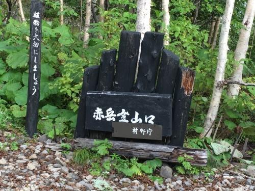 赤岳の一番紅葉~大雪山_e0326953_06380045.jpg