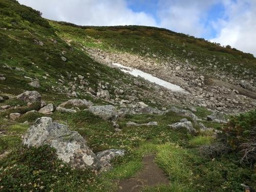赤岳の一番紅葉~大雪山_e0326953_06465181.jpg