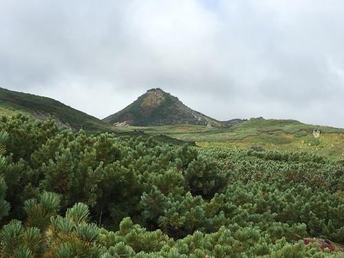 赤岳の一番紅葉~大雪山_e0326953_06491779.jpg