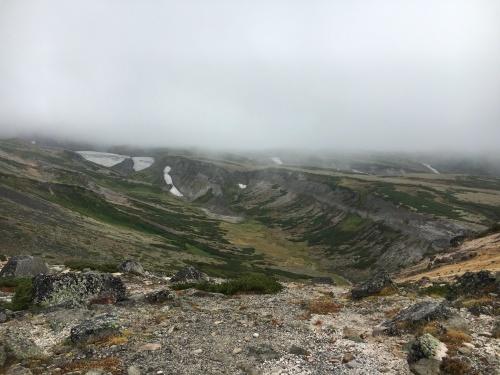 赤岳の一番紅葉~大雪山_e0326953_07001279.jpg