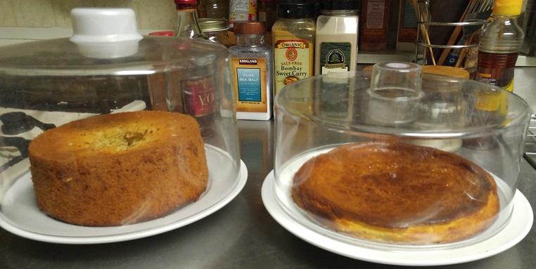 ケーキを二つ焼く_b0019674_21144643.jpg