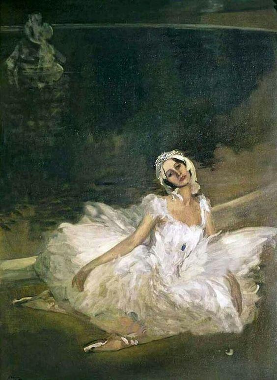 アンナ・パヴロワの白鳥_c0084183_1914784.jpg
