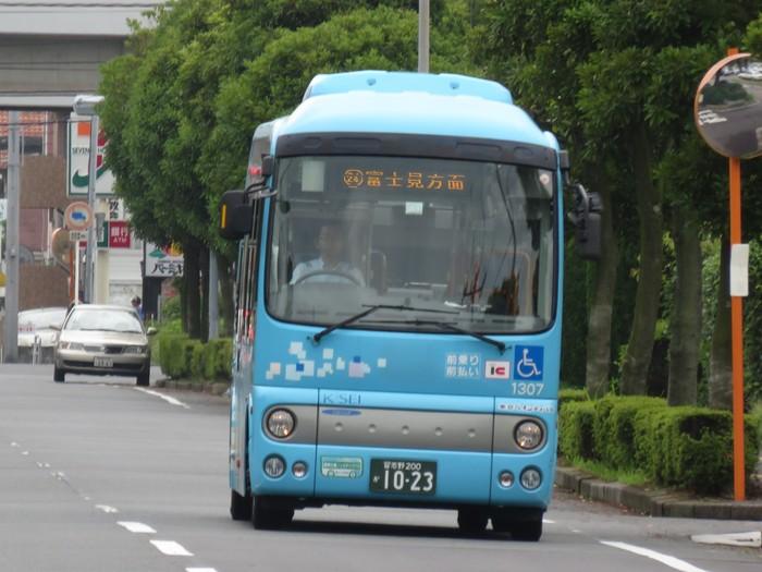 ㉔富士見循環線 : Keiyo Resort ...