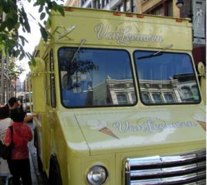 トラックからはじまったグルメなアイスクリーム、Van Leeuwen_b0007805_21224513.jpg