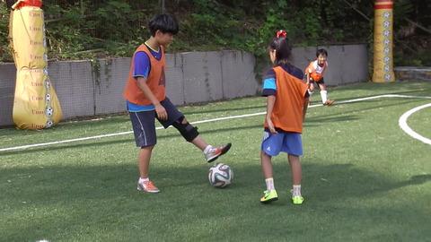 ゆるUNO 9/17(土) at UNOフットボールファーム_a0059812_15373589.jpg