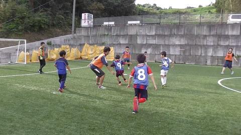 ゆるUNO 9/17(土) at UNOフットボールファーム_a0059812_15381611.jpg