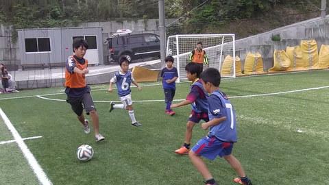 ゆるUNO 9/17(土) at UNOフットボールファーム_a0059812_15384550.jpg