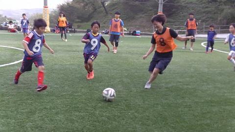 ゆるUNO 9/17(土) at UNOフットボールファーム_a0059812_15395057.jpg