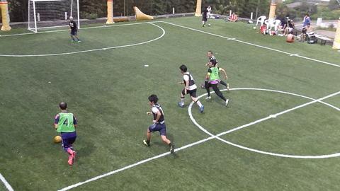 ゆるUNO 9/17(土) at UNOフットボールファーム_a0059812_15461811.jpg