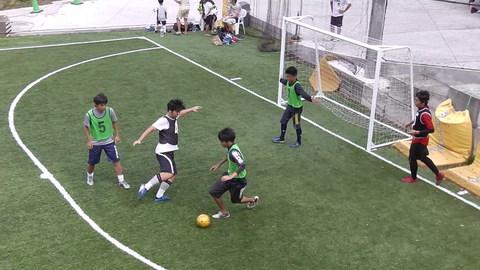 ゆるUNO 9/17(土) at UNOフットボールファーム_a0059812_15463948.jpg