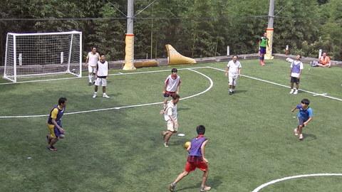 ゆるUNO 9/17(土) at UNOフットボールファーム_a0059812_1546574.jpg