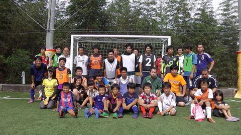 ゆるUNO 9/17(土) at UNOフットボールファーム_a0059812_1595532.jpg