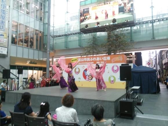 イベント出演しました、ふれあい広場@グランドプラザ_c0201916_11340013.jpg