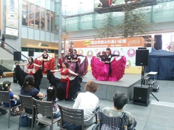 イベント出演しました、ふれあい広場@グランドプラザ_c0201916_11343183.jpg