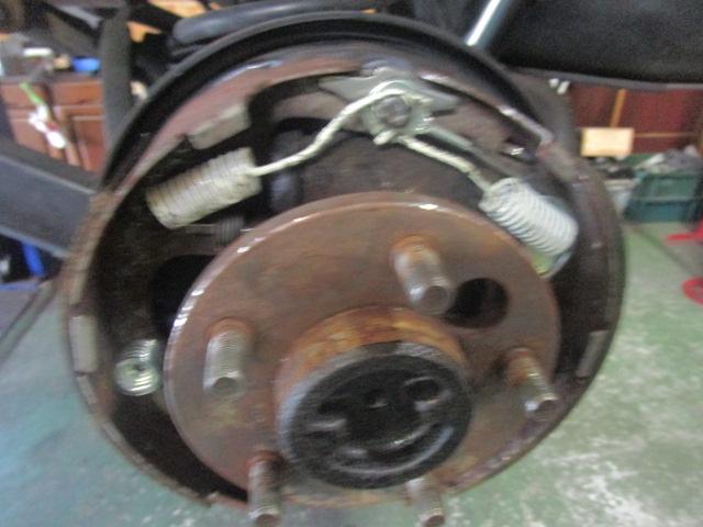 納車前点検から車検サービス メンテナンス 修理 TJ JK ラングラー 多くのご依頼有難うございます_b0123820_12234497.jpg