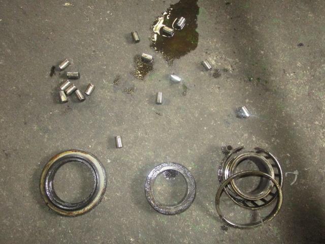 納車前点検から車検サービス メンテナンス 修理 TJ JK ラングラー 多くのご依頼有難うございます_b0123820_12254529.jpg
