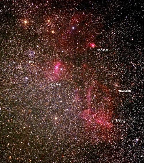 バブル星雲(NGC7635)_e0344621_23231970.jpg