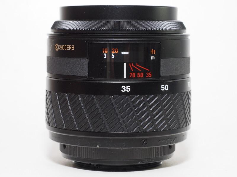 Kyocera Lens 35-70mm F3.3-4.5 AF_c0109833_16570191.jpg
