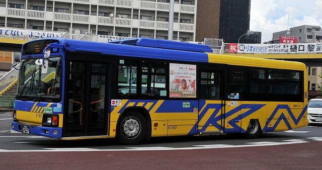 近鉄バス~ブルーリボンⅡノンステップバス  6160_a0164734_2252328.jpg