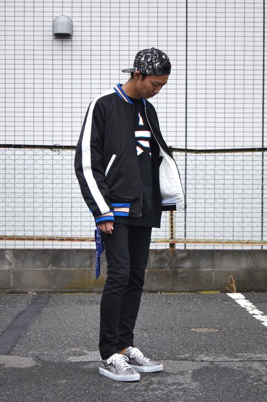 CONVERSE TOKYO ONE - Street & Mode Style._f0020773_1810851.jpg