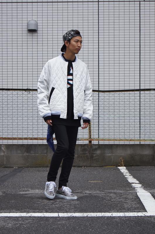 CONVERSE TOKYO ONE - Street & Mode Style._f0020773_18154381.jpg