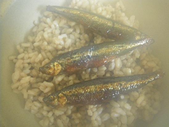 魚の佃煮_d0334575_18061104.jpg