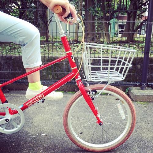 BRUNO 2017 『MIXTE FIAT』ブルーノ ミニベロ おしゃれ自転車 自転車女子 自転車ガール_b0212032_184616.jpg