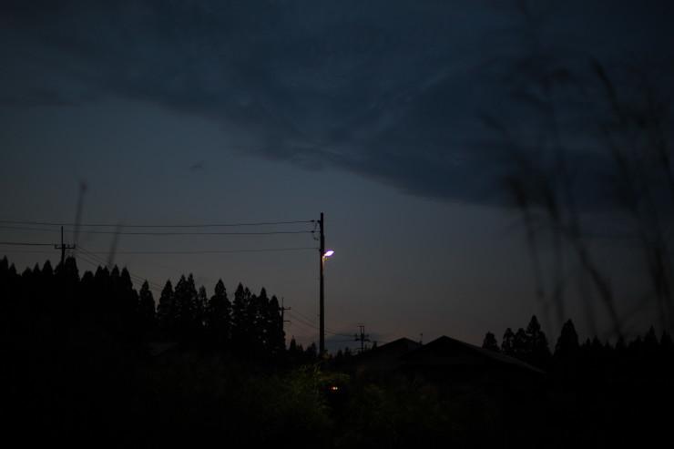 8月の秋田13 雨上がりの夕方 (4cut)_e0342136_19443877.jpg