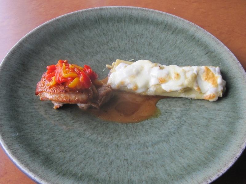 9月の料理「秋茄子のカネロニ」_d0177560_11532649.jpg