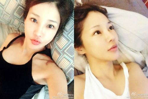 美魔女の歌手ミナ。17歳年下の彼氏、 2002年に美貌が注目、鼻の整形繰り返すもリスクが。。妹も整形被害者に_f0158064_05215197.jpg