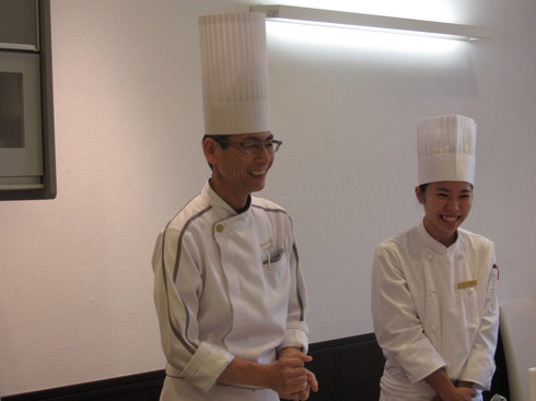 第63回お料理教室_e0190287_1734690.jpg
