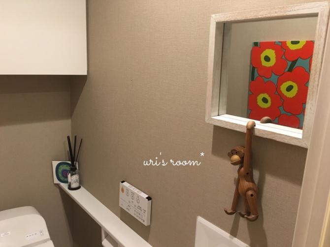 トイレに素敵なミラーを! 〜準備編_a0341288_10470511.jpg