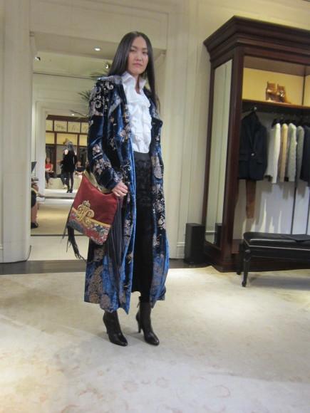 ラルフ ローレン ファッションショー@表参道本店♪_d0339889_14342937.jpg