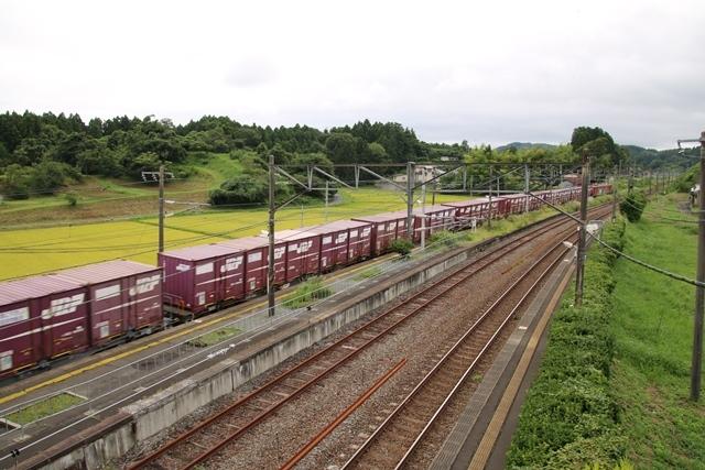 藤田八束の鉄道写真@2025年に大阪万博が決定、おめでとう!!・・・日本の技術は世界のどの位置に、そして人類平和への貢献度は_d0181492_18392395.jpg