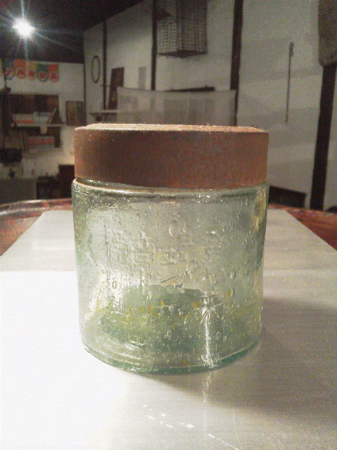ヤマト糊の瓶。_e0350308_8244411.jpg