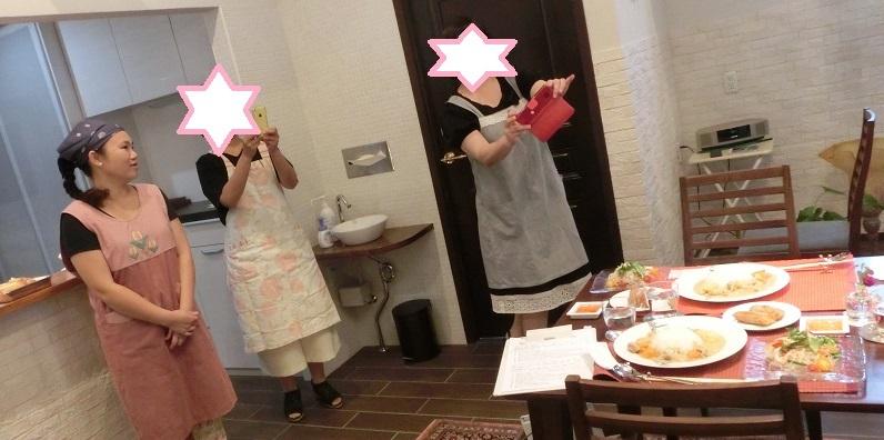 エスニック料理講座、タイの家庭料理_b0330312_17235650.jpg