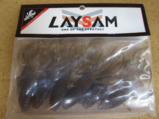 "LAYSAM New MEGAMIKI 11"" & JAM IN CRAW4""_a0153216_1205475.jpg"