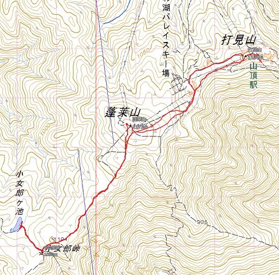 京都・滋賀の山旅・・1日目_e0164643_166468.jpg