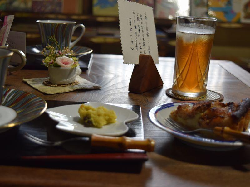 宣伝をしない庄屋さんのカフェ_b0346275_05230832.jpg