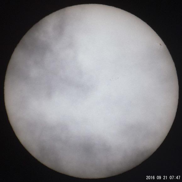 9月21日の太陽_e0174091_22185380.jpg