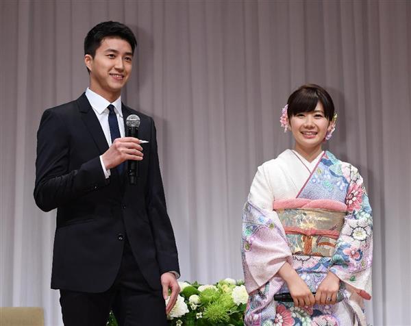 ーー日本中のアイドル!愛ちゃん!の、結婚、記者会見~!ーー_d0060693_17483240.jpg