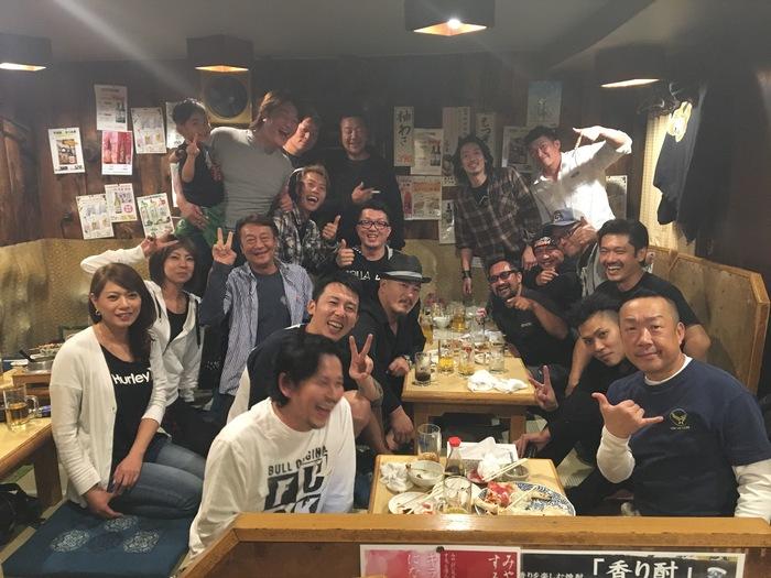 king of the strip 2016.9.18 第3戦 愛別飛行場  前夜祭!!_c0226202_20594158.jpg