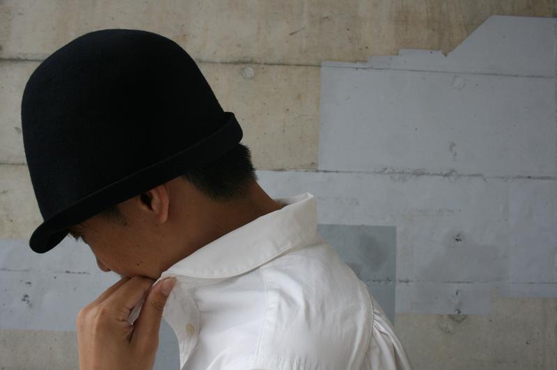 第3264回  Free hat。_f0366424_16382020.jpg